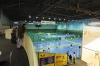Judo hala a přilehlé tenisové kurty